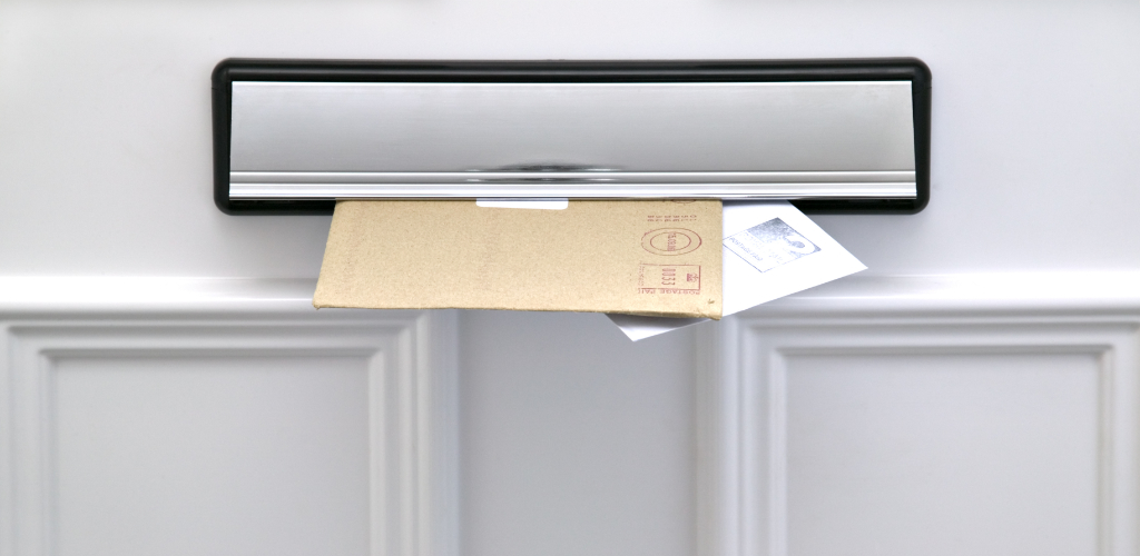EXCEPTIONAL RESULTS WITH PARTIALLY ADDRESSED MAIL